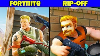 10 Worst Fortnite RIP-OFF Video Games Ever Made | Chaos
