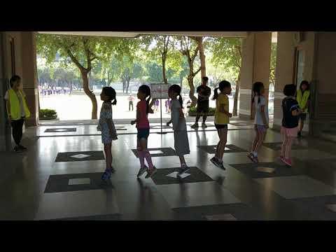 跳繩比賽第三組之二 - YouTube