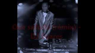 Que safoda (rémix) DJ Télio - DJ SOARES (2015)