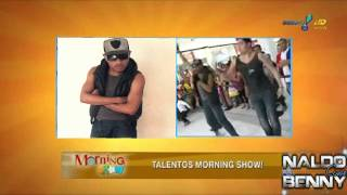 Naldo Benny Cover - Rede TV (Morning Show)