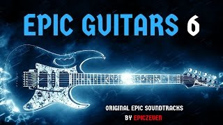 ENERGETIC metal - Epic Guitar 6 - Instrumental original soundtrack - EpicZEVEN