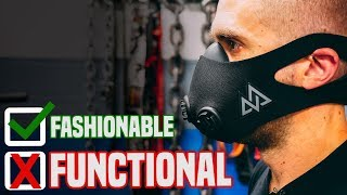 The Purpose of the Elevation Training Mask (TRUTH Exposed)