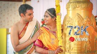 SS DIGITAL PHOTOGRAPHY - Keerthana + Praveen / cinematic Candid Brahmin Wedding videography chennai