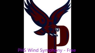 Pebblebrook Wind Symphony - Free World March