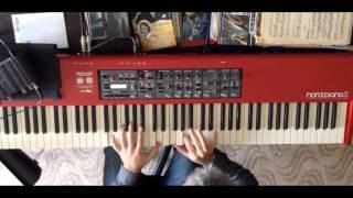 Ennio Morricone 'Mille Echi' La Piovra Piano Cover