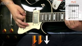 Videoaula It's My Life (aula de guitarra)