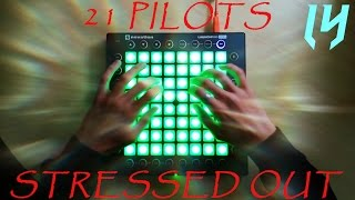 Stressed Out - Twenty One Pilots (Tomsize Remix)//Launchpad PRO Cover