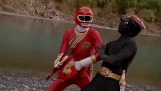 Power Ranger Fuerza Salvaje | Rangers vs Shadow Rangers