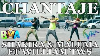 Shakira Ft. Maluma - Chantaje by William Tws (ARGENTINA)