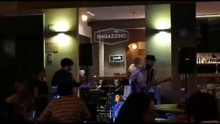 Trio Mas live get back ( beatles cover )