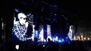 Xavier Naidoo Frei Sein Tour 2015 Dieser Weg Live (05.09.2015 Bremen)