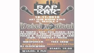 Koncert Rap Made In KRK 18 listopada 2010 Klub Błędne Koło