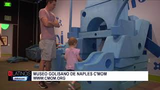 Nueva atracción en el Museo de Niños C'MON