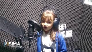 I Just Came To Say Hello by Martin Solveig & Dragonette - cover by   Mia Bode - 6 years old