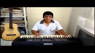 Hino 36 Harpa Cristã - O Exilado - Joabe Alencar - Instrumental Teclado