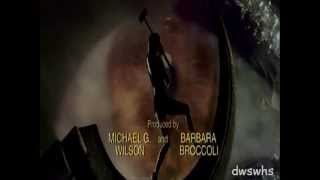 James Bond - Goldeneye Opening Credits With Nightfire Theme