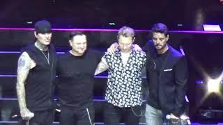 Everyday I Love You [Boyzone Live in Manila 2018]