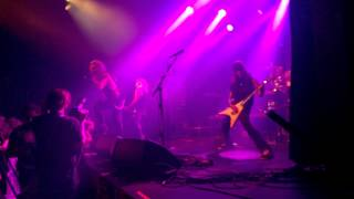 The Local Band - Nothin' But A Good Time (Poison cover) Live @ Tavastia 14.8.2015