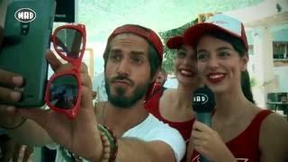 "Bud ""Day & Night Party"" #4 @ KUKOS Summer Bar   DJ Set Maria Antwna (reportaz)"