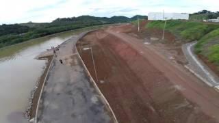 Meu drone caiu  (drone crash)