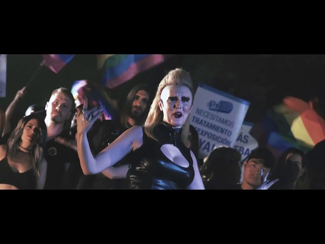 Videoclip ''Stop'', de Carmen Hierbabuena.