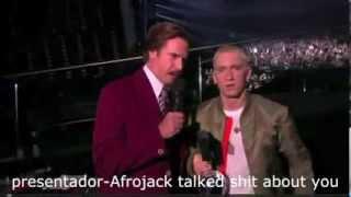 Tujamo ft. Eminem ft. Afrojack - Who (Live at MTV EMAs)