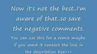 Mullage Trick'n Instrumental W/ Hook feat T-Pain