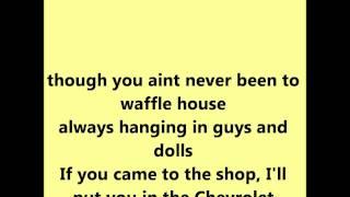 Daddy's Lambo - Yelawolf Lyrics