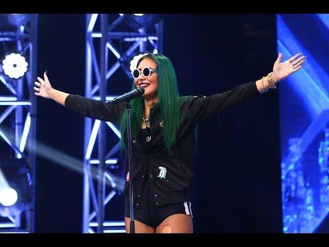 Iggy Azalea - Black Widow ft. Rita Ora. Alupei Andreea Emilia la X Factor!