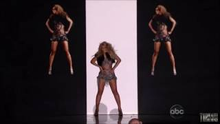 Beyonce performs Chicken Dance AGAIN!