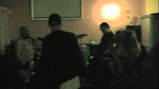 "DISORDER - ""army of aggressors""(live), leonidas benefit gig, 6/2011. white hart, bristol. GB. punk."
