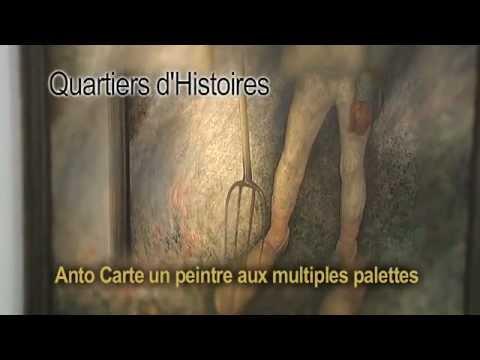"""Quartiers d'histoire """"AntoCarte"""""""