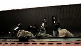 PHD - K.O.T.U Feat Pakkz Tha General (Official Music Video)