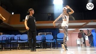 BEST SHUFFLE DANCE OF YOUTUBE ! COUPLE ♥ | AD Brazil