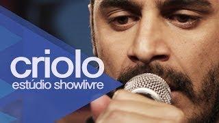 """""""Grajauex"""" - Criolo no Estúdio Showlivre 2011"""