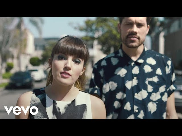 Video oficial de Ultralife de Oh wonder