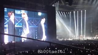 [FANCAM] 170219 Begin (Jeongguk) - BTS WINGS in Seoul Day 2