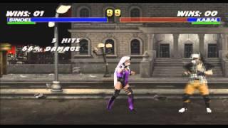 Combos 2013  - Mortal Kombat Trilogy Playstation.
