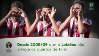 30 Segundos com Playmaker - Resumo dos oitavos de final da Taça de Portugal 2016/17