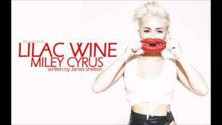 Miley Cyrus - The Backyard Sessions - Lilac Wine (HQ)