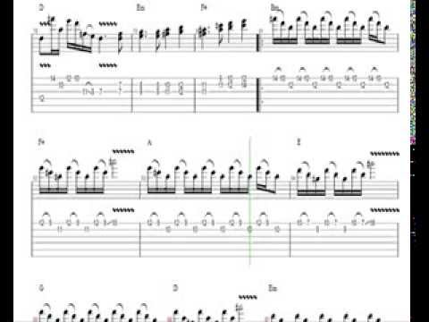 Eagles Hotel California Easy Guitar Lesson Download