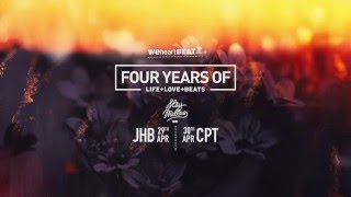 """Weheartbeat Presents """"Four Years Of Life + Love + Beats"""" with Mellow Orange ( Official Announcement)"""