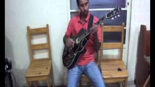 Mais Perto Quero Estar 187 Harpa Cristã (Chord Melody)