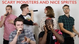Scary Monsters and Nice Sprites - Skrillex Cover - The Sons of Pitches