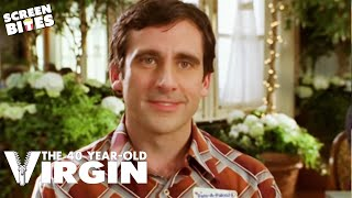 """The 40 Year Old Virgin"" - Official Uncensored Trailer"