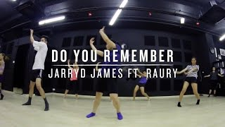 Do You Remember (Jarryd James Dt. Raury) | Jingwen Choreography