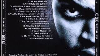 Ice Cube - 2001 - Greatest Hits - One Upon a Time In The Projects