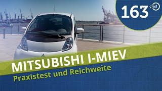 2015 Mitsubishi Electric Vehicle iMIEV im Test Probefahrt Reichweite Fahrbericht Praxistest