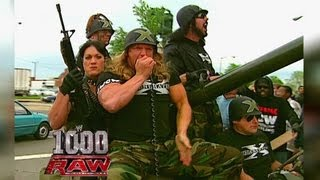 DX invades WCW: Raw April 27, 1998