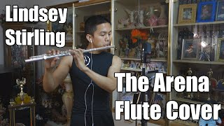 Lindsey Stirling - The Arena (Flute Cover by Vincent Gatdula)